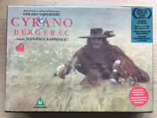 Cyrano De Bergerac 1990 French Classic Rare UK VHS Gift Pack with Book