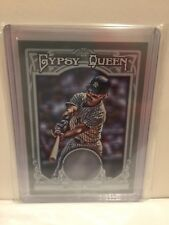 2013 Gypsy Queen DON MATTINGLY Relic