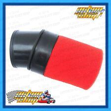 GO KART RED AIR-FILTER PRD AIRBOX FIREBALL GALAXY AFTERMARKET KA100 X30 ENGINE
