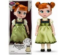 Disney Frozen-Animation-Anna-Entièrement NEUF dans sa boîte