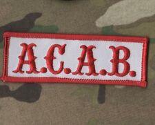 CAFÉ RACER ROCKERS TON-UP BOYS 59 OUTLAW BIKER PATCH COLLECTION: A.C.A.B. a