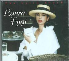 LAURA FYGI The Latin Touch RARE  HOLLAND  PROMO CD ALBUM IN A DIGIPACK