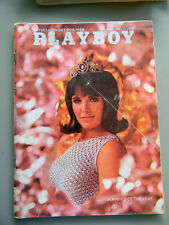 Playboy August 1967-Playmate Of The Year