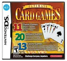 Ultimate Card Games for Nintendo DS