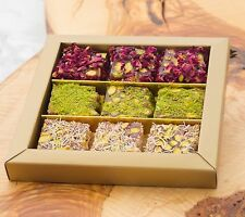 Turkish Delight Luxury Assorted %100 Hand Made