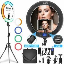 Ring Light with Remote Controller and Stand Makeup LED Ring Lights