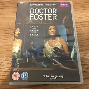 Doctor Foster Series 1 DVD (2015) Suranne Jones Cert 15 Region 2 UK Great Value