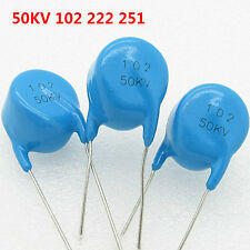 50KV 102 222 251 K High-voltage Ceramic Capacitor