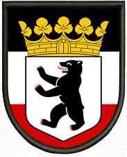 Wappen von Berlin , Aufnäher ,Pin, Aufbügler