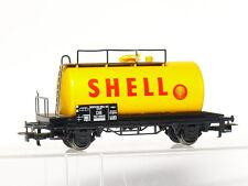 Märklin 00755-14 H0 2 essieux Wagon-citernes SHELL de DB jaune