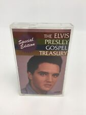 The Elvis Presley Gospel Treasury Special Edition Cassette Tape 1997 Heartland