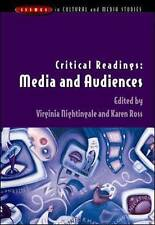 Critical Readings: Media and Audiences (Issues in Cultural and Media-ExLibrary