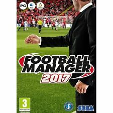 Football Manager 2017 PC Game & 1st Class Post