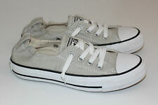 Womens Converse All Star Chuck Taylor Shoreline Sneaker - Cloud Gray - Size 5