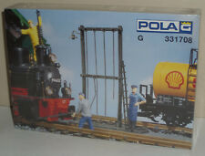 POLA G-SCALE 331708 TRAIN ACCESSORY POKER STAND NEW IN SEALED BOX
