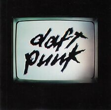 DAFT PUNK : HUMAN AFTER ALL / CD - NEU