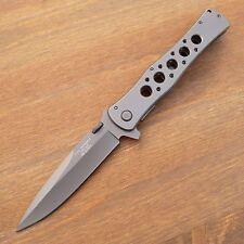HERBERTZ  XXL Einhandmesser - Taschenmesser - Messer - Klappmesser - Clip