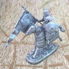 54 mm Tin Miniature Figurine Figure Toy soldier Mongolian warrior 13 century