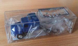 1/87 HO scale trucks Herpa/Promotex Mack CH sleeper prime-mover 'Blue'