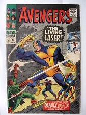 AVENGERS #34 vf Overstreet Price Guide priced at $55