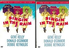 Singin' In The Rain Special Edition (Oop 2002 Dvd, 2-Disc Set, Mint Discs)