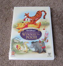 The Many Adventures of Winnie the Pooh (DVD 2007 The Friendship Edition) INSERT