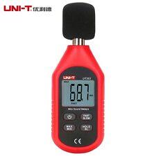 UNI-T UT353 Digital Sound Lever Meter Decibel Nois db Meter 30~130dB LCD Monitor