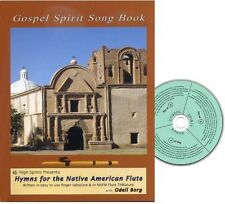 Native American Flute Song Book with CD Gospel Songs and Hymns
