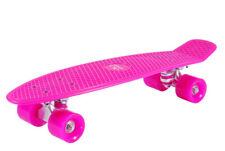 Hudora Retro Skateboard Skateboard Minicruiser Penny Farbe: pink