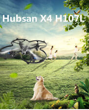 Hubsan X4 H107L Mini RC Quadcopter with LED Lights USB Cable RTF Toys Drone RTF
