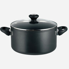 Meyer Cook N Look Induction 24cm / 5.7L Stockpot w/ Glass Lid