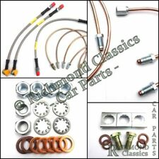 Goodridge Brake Lines & Hoses, with Classic Car Part