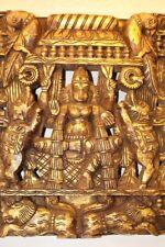 Holzfries aus Indien, 180 cm