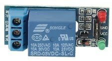 One Channel 5V Relay Module can control 220V AC Songle relay + 2 LED's CHIP178B