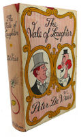Peter De Vries THE VALE OF LAUGHTER  1st Edition 1st Printing