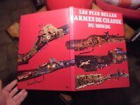 LES PLUS BELLES ARMES DE CHASSE DU MONDE Ancien Fusil Mousquet
