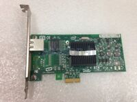 Intel EXPI9400PT PRO/1000 PT Server Adapter Gigabit PCI-E Full profile bracket