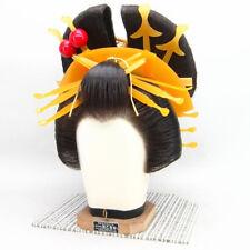 Japanese Katsura Wig yokohyougo OIRAN Geisha Kimono Cosplay style stage dance