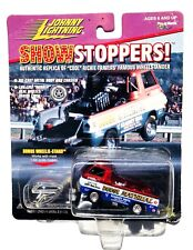 JOHNNY LIGHTNING SHOW STOPPERS COOL RICHIE TRAVER DODGE MATERIAL 1:64 SCALE