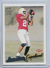 1999 Pacific Paramount Jeremaine Copeland Rookie Card