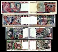 2x 5.000 - 100.000 Lire - Issue 1976 - 1984 - Reproduction - 04
