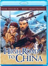 High Road to China (Blu-ray) VG