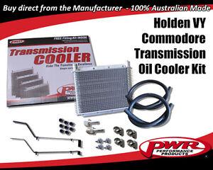 PWR TRANSMISSION OIL COOLER KIT HOLDEN COMMODORE VY V6 & V8 PWO6680