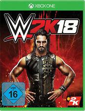 Xbox One Wwe 2K18 2018 Wrestling Nip