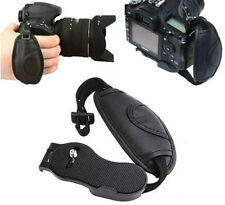 Adjustable PU Leather Wrist Strap Camera Hand Grip for Canon Nikon Sony SLR DSLR
