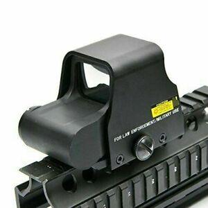 Mini 553 Holographisches Reflexvisier Red Dot Rifle Scope Taktische Lichtjagd
