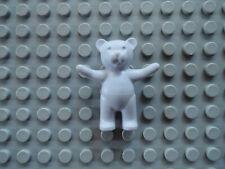 Lego 1 x Teddy Bär Teddy Bear 6186 helles violett 5860 5870 5895