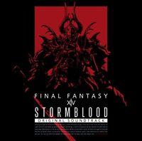 STORMBLOOD: FINAL FANTASY XIV Original Soundtrack Blu-ray Disc Music japan