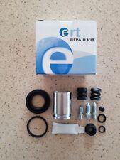 ERT REAR BRAKE CALIPER REPAIR KIT+PISTON VW/AUDI/SKODA/SEAT (Diameter 38mm)