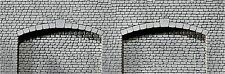 FALLER 170835 Arcade Wall Natural Stone With Round Arch.